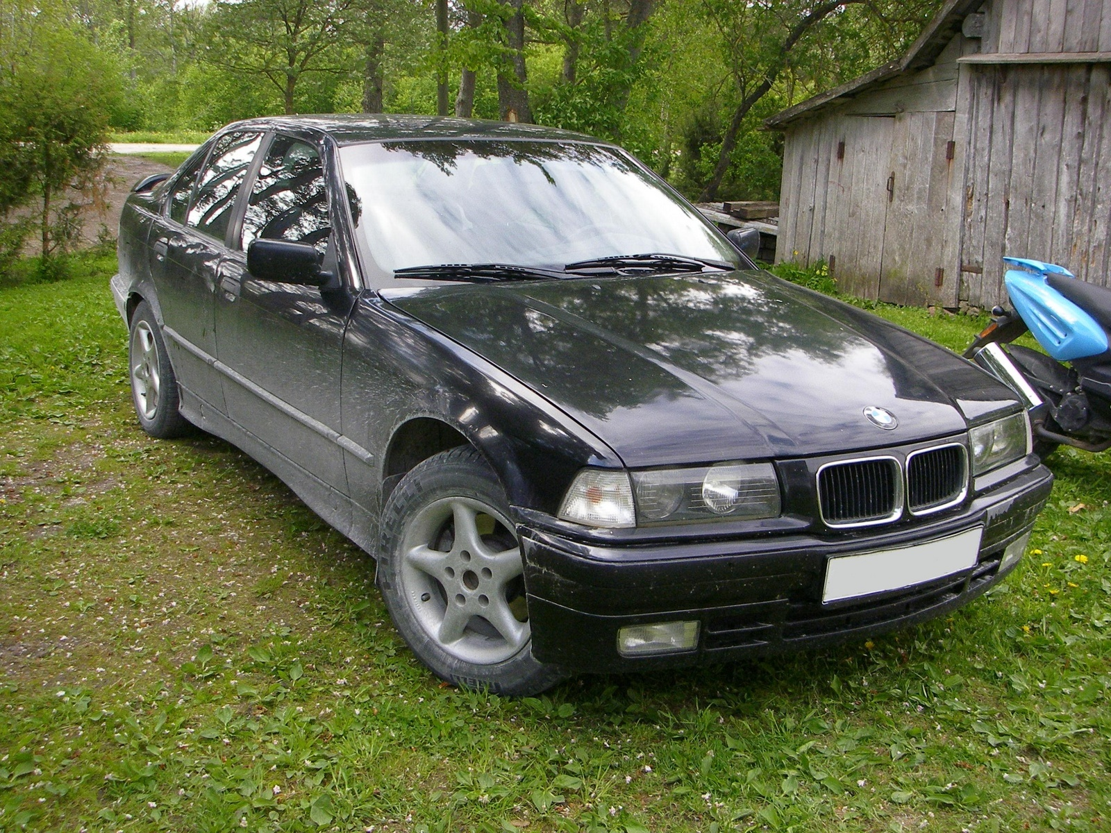 hight resolution of 1992 bmw 3 series overview