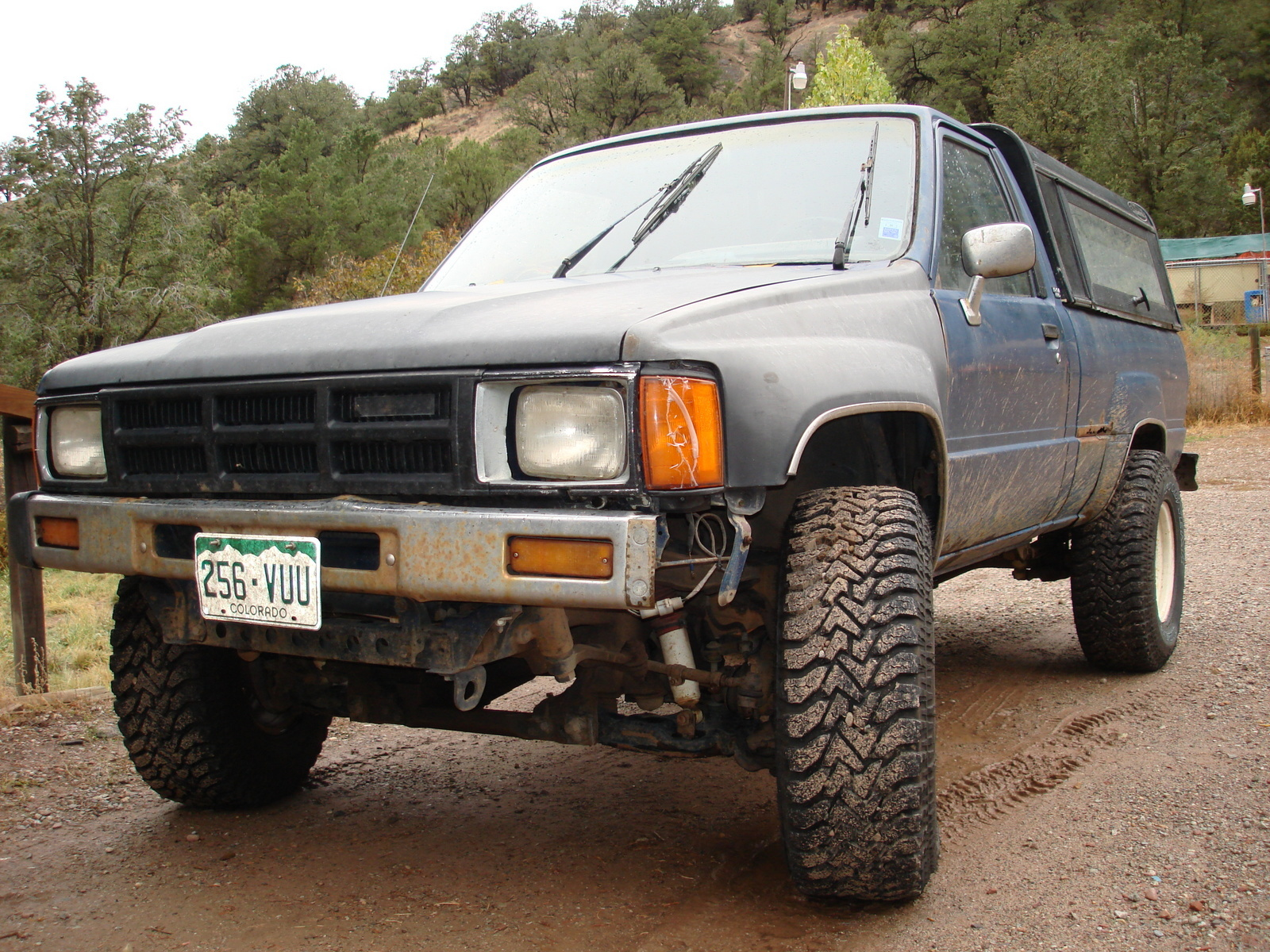 hight resolution of 1987 toyota pickup overview