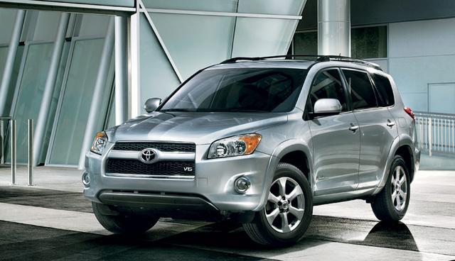 2012 Toyota Rav4 Review Cargurus