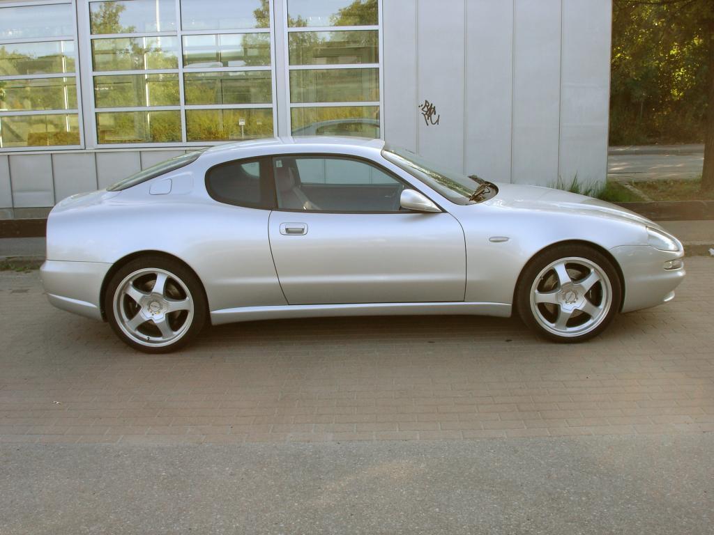2002 Maserati Coupe  Pictures  Cargurus
