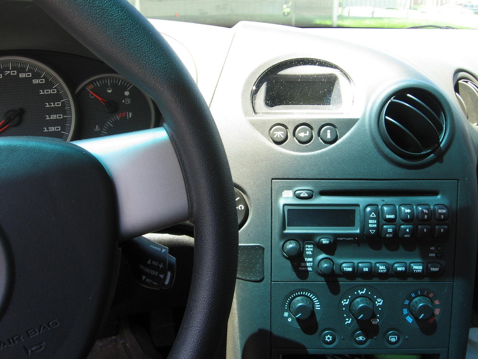 2005 Pontiac Grand Prix  Interior Pictures  CarGurus