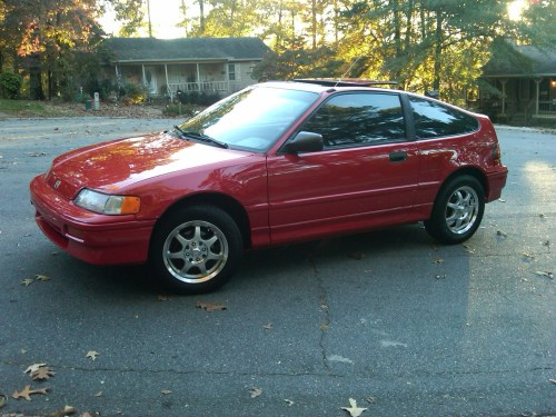 small resolution of 1988 honda civic crx picture exterior