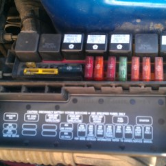 96 Civic Headlight Wiring Diagram 1994 Harley Davidson Fatboy Dodge Daytona Questions - My Fuel Pump Stays On After I Turn The Car Off What Could Be Probl ...