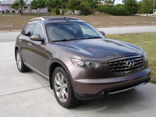 small resolution of 2005 infiniti fx45 overview cargurus