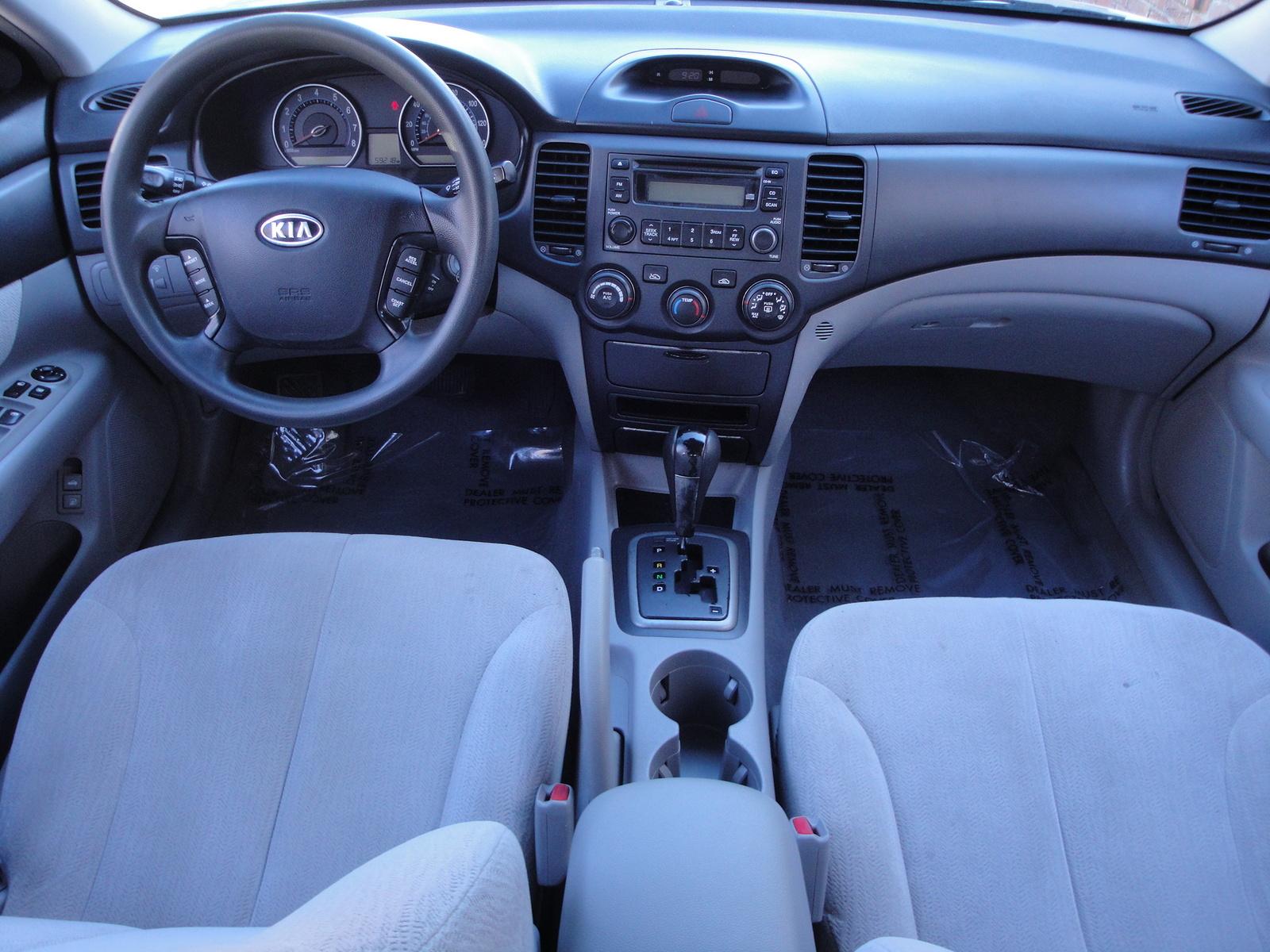 2006 Kia Optima Interior Pictures Cargurus