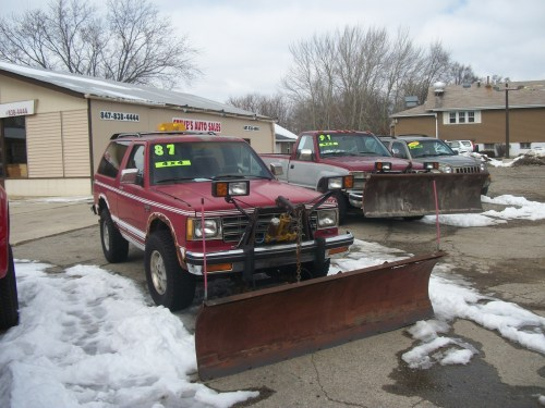small resolution of 1987 chevrolet blazer overview