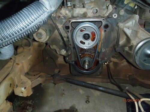 small resolution of how to repair a 1992 dodge ram 250 van water pump 318 motor