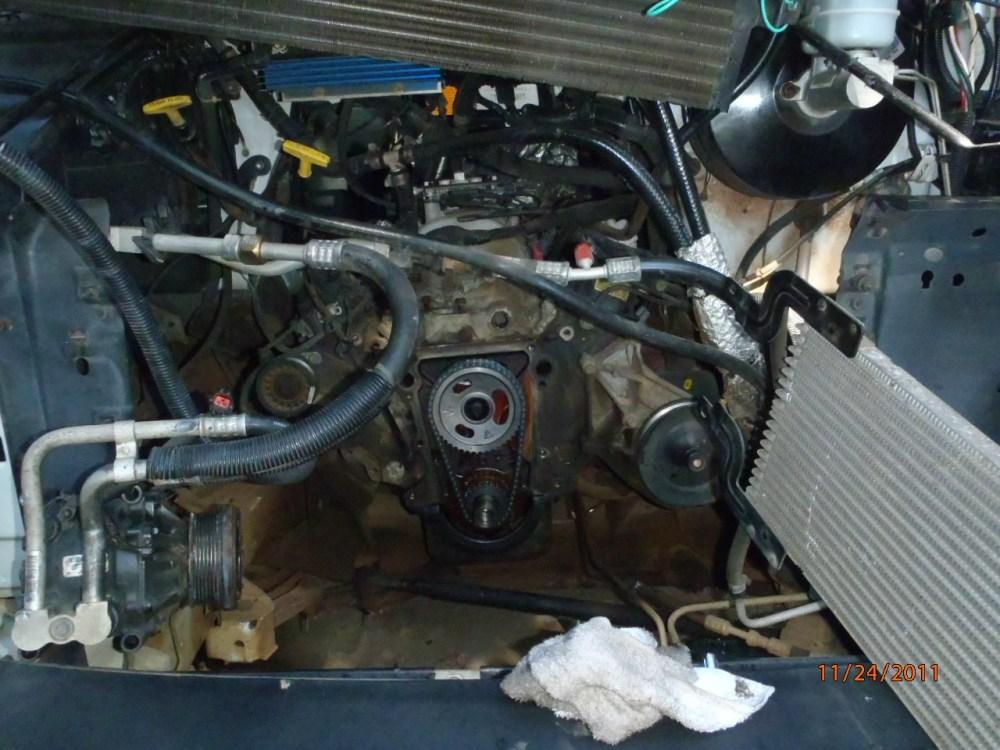 medium resolution of how to repair a 1992 dodge ram 250 van water pump 318 motor