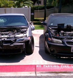 swapped 2003 pontiac grand prix gt engine into 2002 and it wont turn over  [ 1600 x 957 Pixel ]