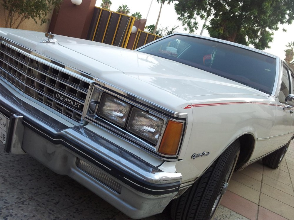 medium resolution of 1984 chevrolet caprice overview