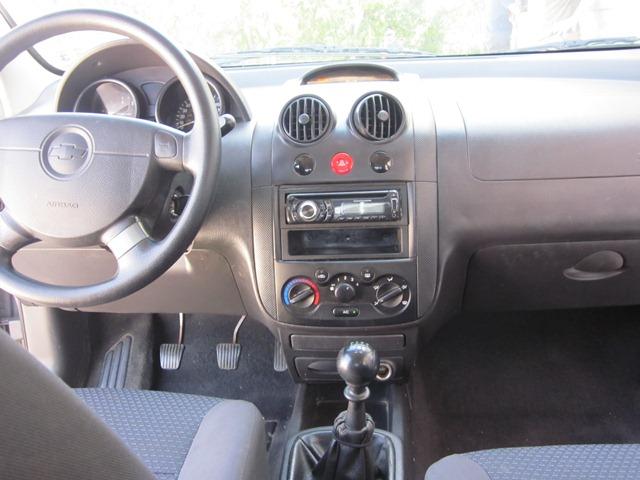 2006 Chevrolet Aveo Interior Pictures Cargurus