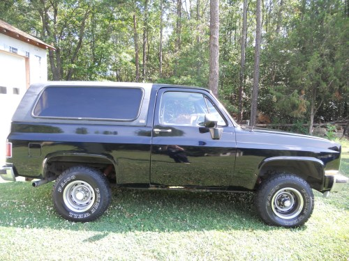 small resolution of 1989 chevrolet blazer overview