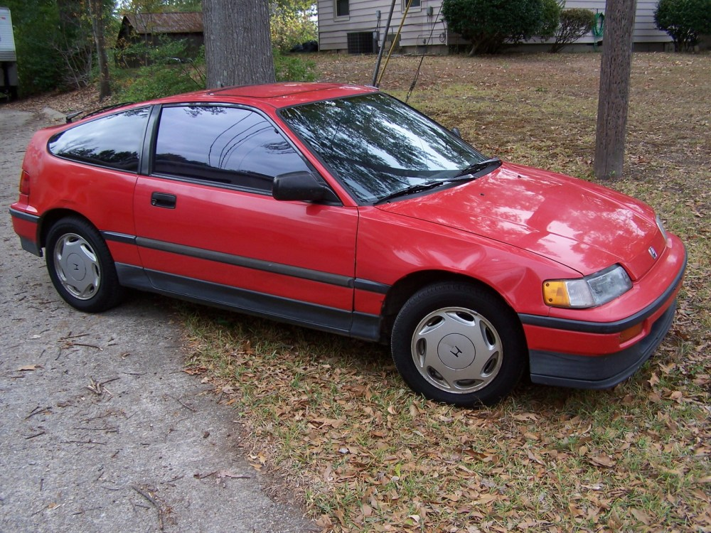 medium resolution of i have a 1988 honda civic crx hatchback and would llike to tow it behind my motorhome the auto is a 5 speed manual transmission