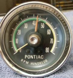 61 pontiac bonnville 8k factory tach [ 1600 x 1200 Pixel ]