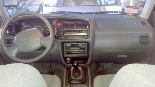 2000 Suzuki Grand Vitara Interior Pictures Cargurus