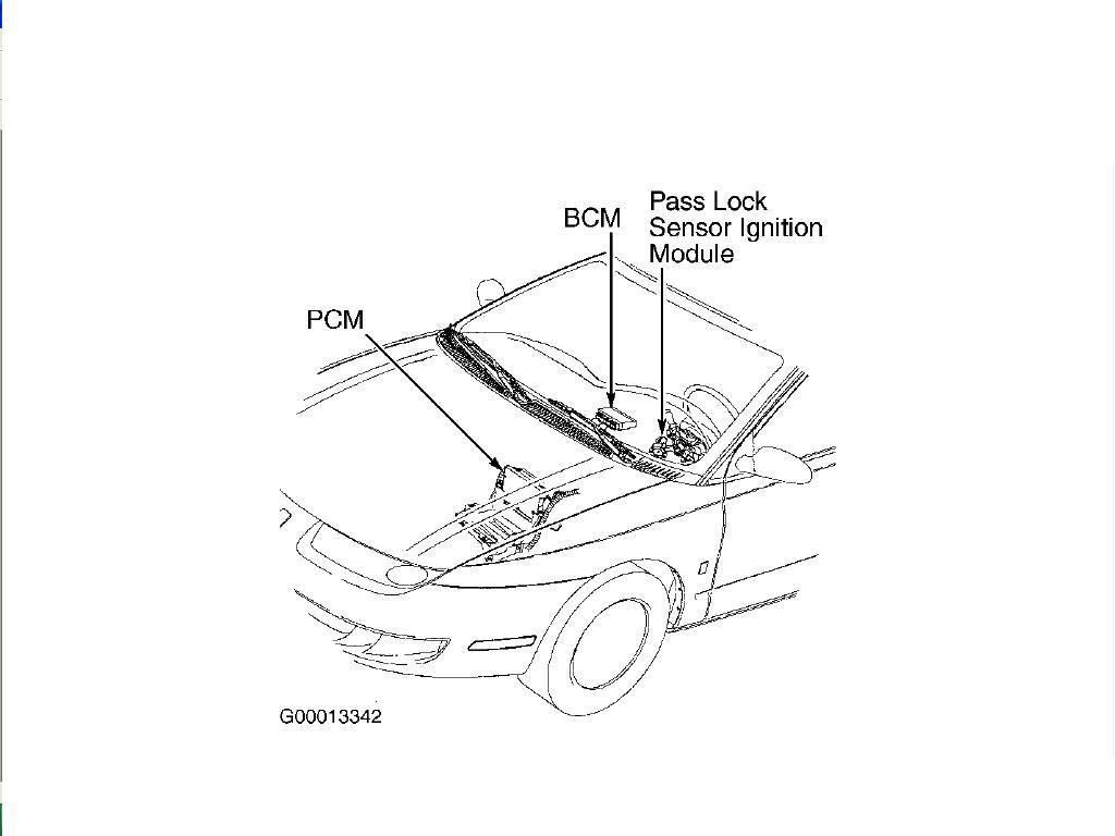 2003 saturn vue bcm wiring diagram volvo penta 5 0 parts auto