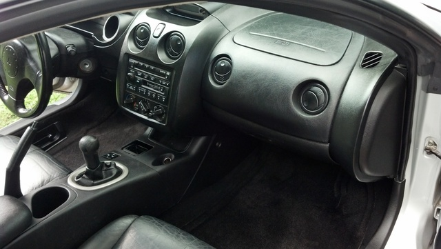 Picture Of 2002 Mitsubishi Eclipse Gt Interior Gallery Worthy