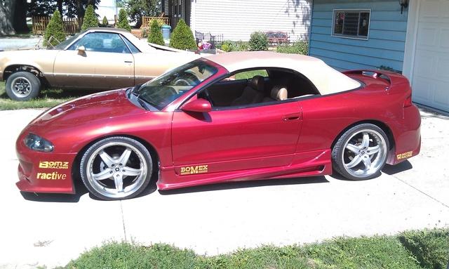 1998 Dr Eclipse Eclipse Gst Turbo Mitsubishi Mitsubishi Gst 1998 2