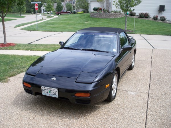 Nissan 240sx Convertible - Year of Clean Water