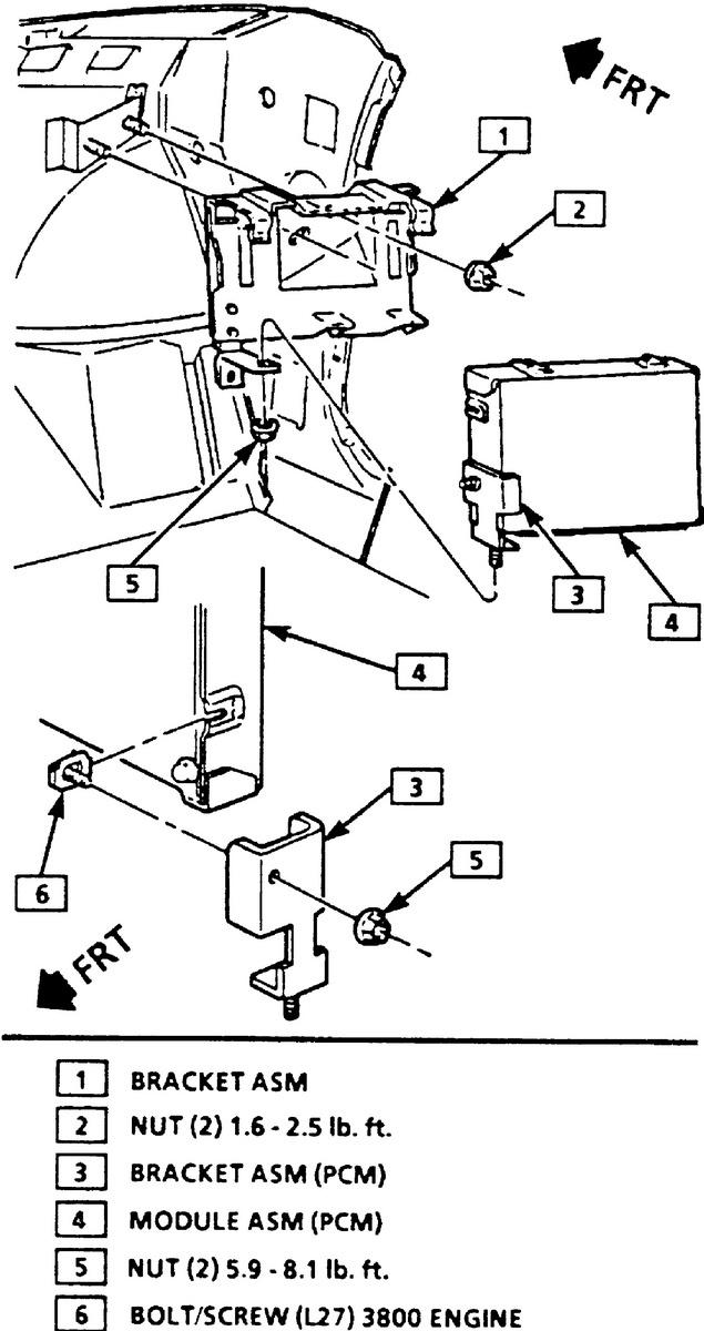 2002 Buick Lesabre Vacuum Hose Diagram 2002 Free Engine