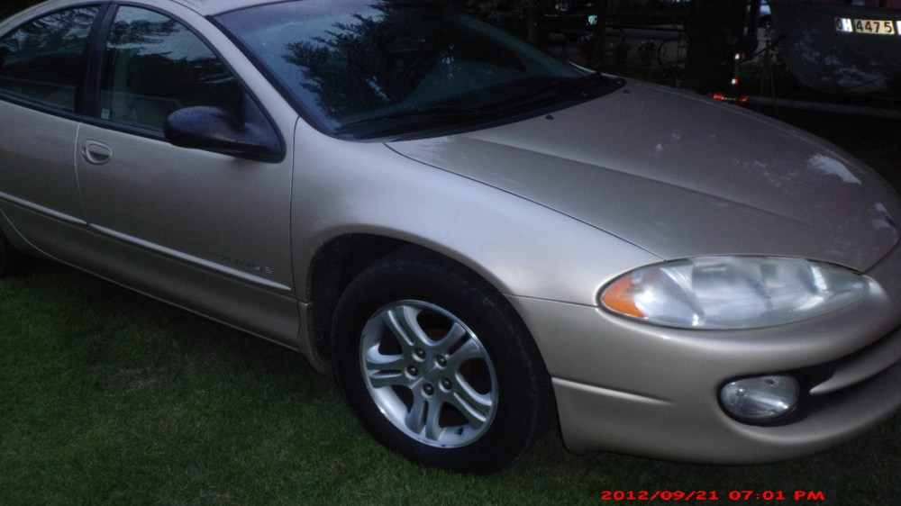 medium resolution of what s your take on the 2001 dodge intrepid