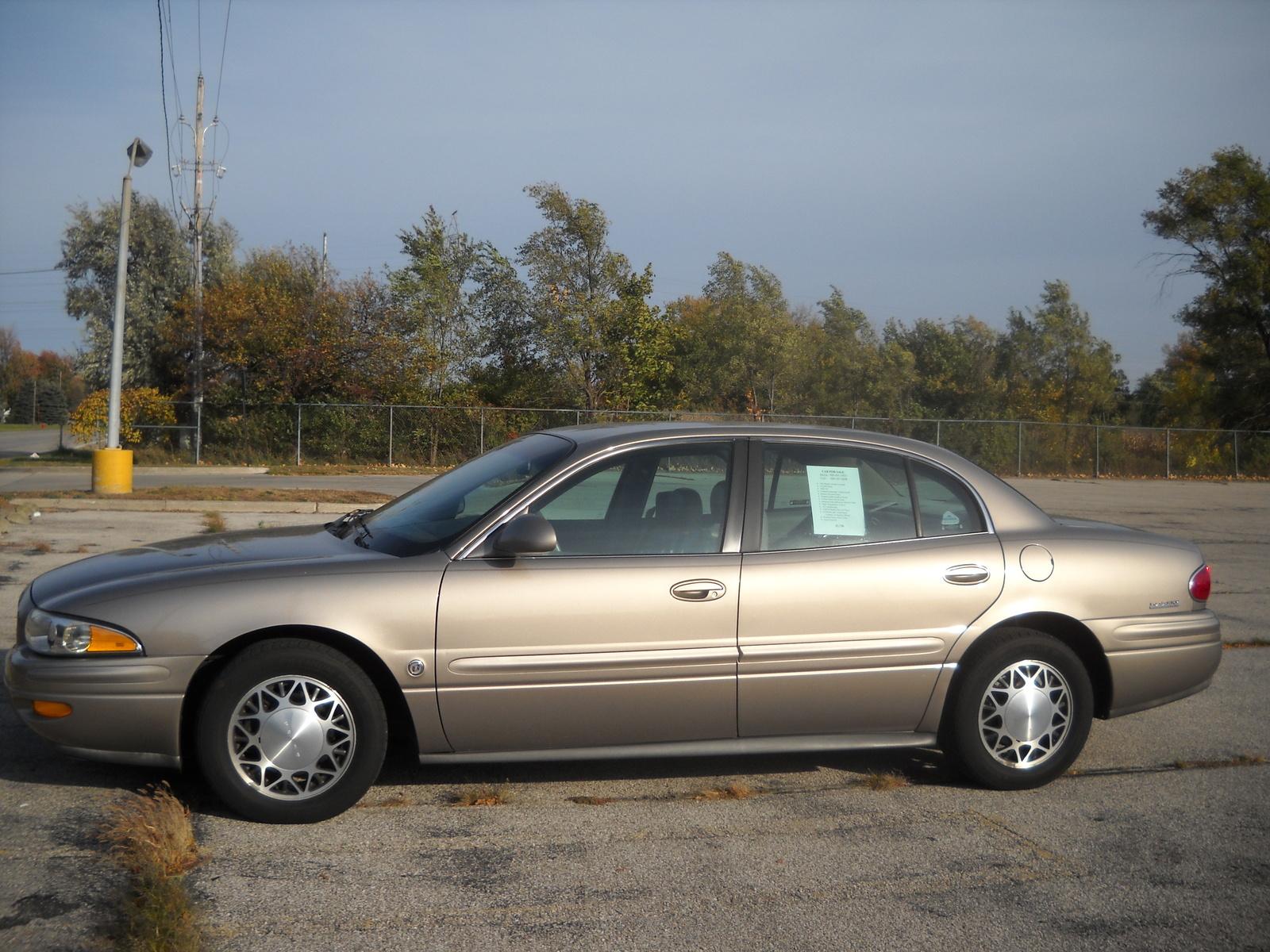 2002 Buick Lesabre Limited Parts