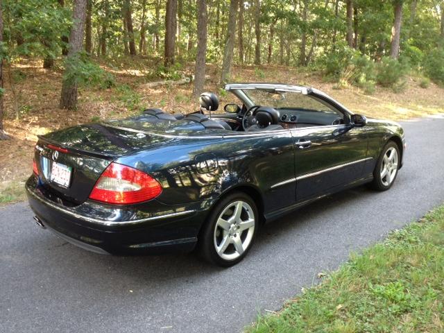 2006 Mercedes E350 Cabriolet