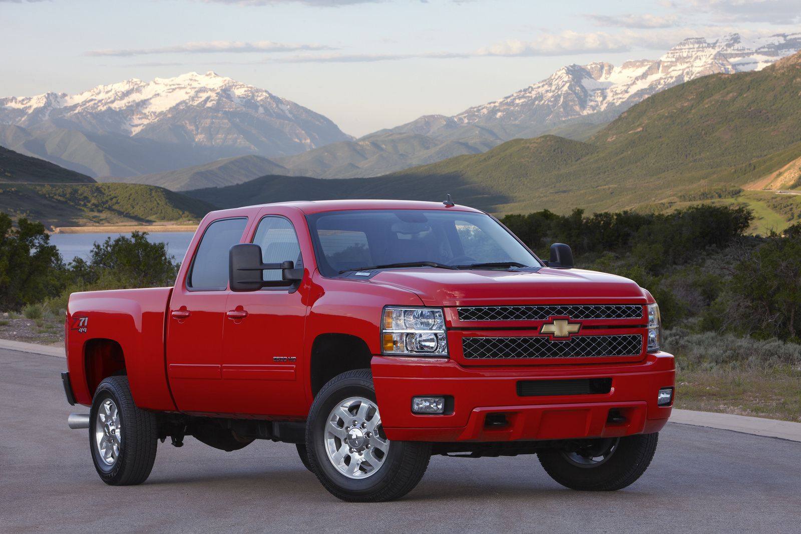 hight resolution of 2013 chevrolet silverado 2500hd review