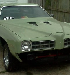 hi guys i have a 1975 pontiac lemans gt sport coupe 400 4 the question is what bout this car can i have some info or specs is it a  [ 1216 x 735 Pixel ]