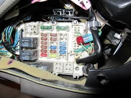 2006 dodge charger fuse diagram wiring for ruud hot water heater chrysler sebring questions - where is the box located a 05 touring ...