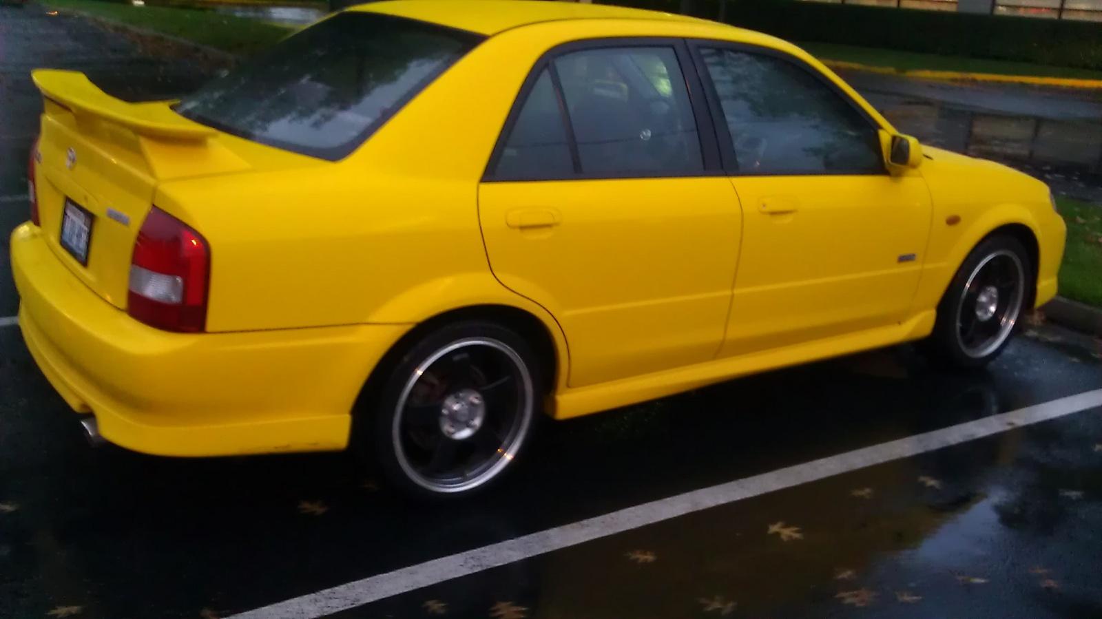 2001 Mazda Protege - Pictures - CarGurus