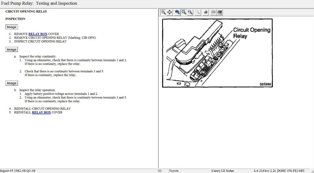 medium resolution of 2000 v4 camry engine diagram
