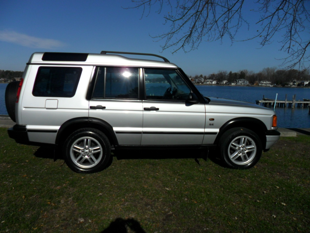 hight resolution of 2002 land rover discovery series ii overview