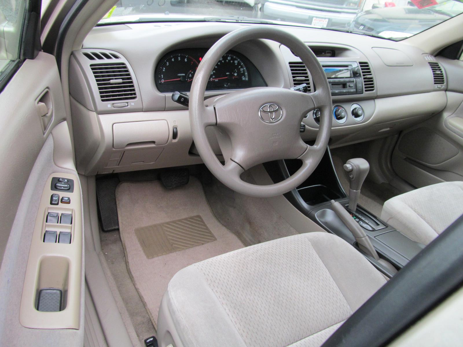 2004 Toyota Camry Pictures Cargurus