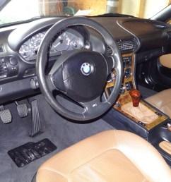 bmw z3 interior [ 1600 x 900 Pixel ]