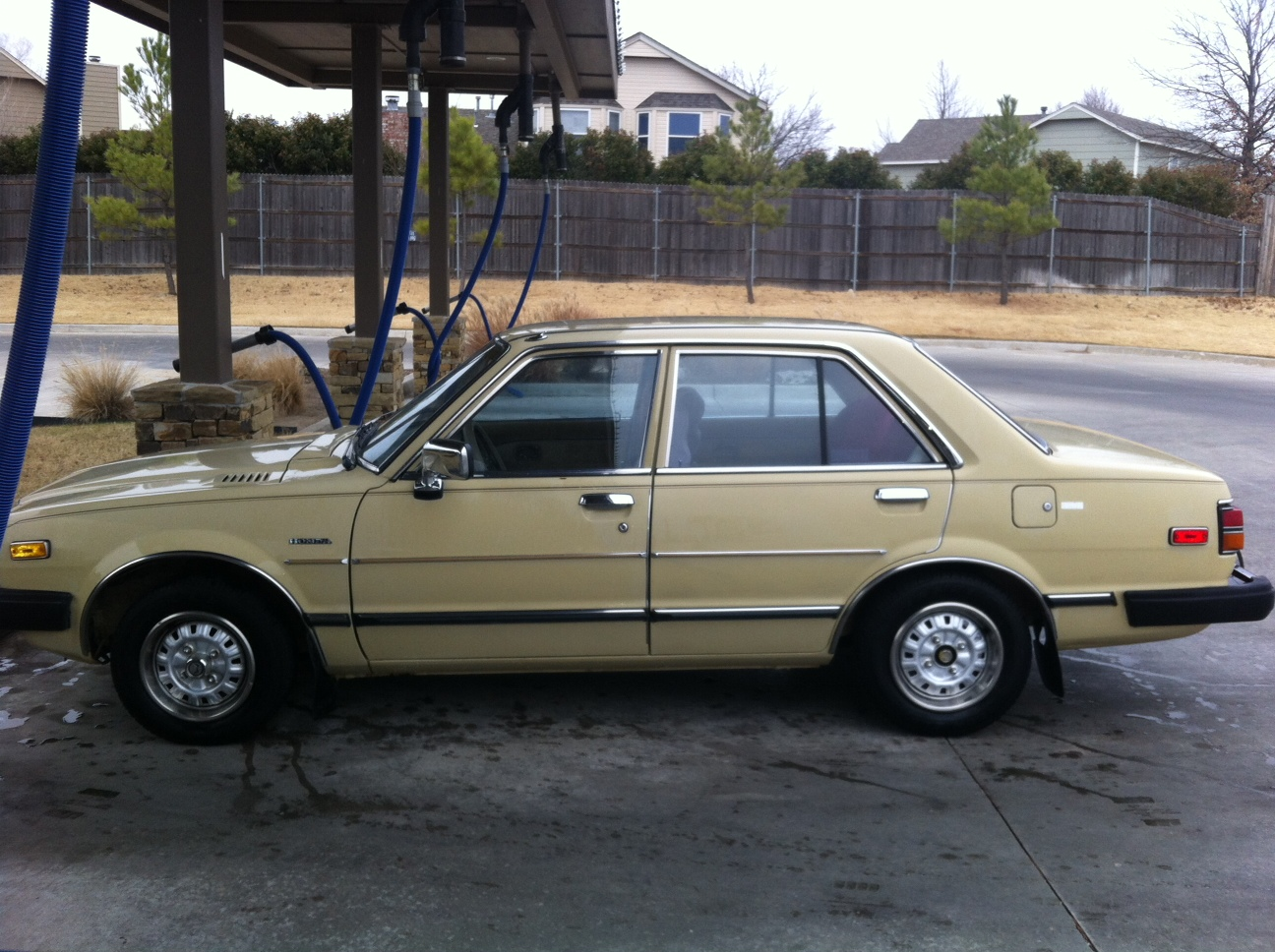 1980 Honda Accord Sedan