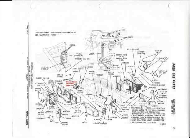 1978 Ford Thunderbird Vacuum Diagram. Ford. Auto Wiring