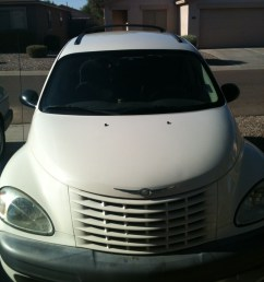 the fluids are good and belts are good and there is pressure to chrysler pt cruiser  [ 900 x 1200 Pixel ]