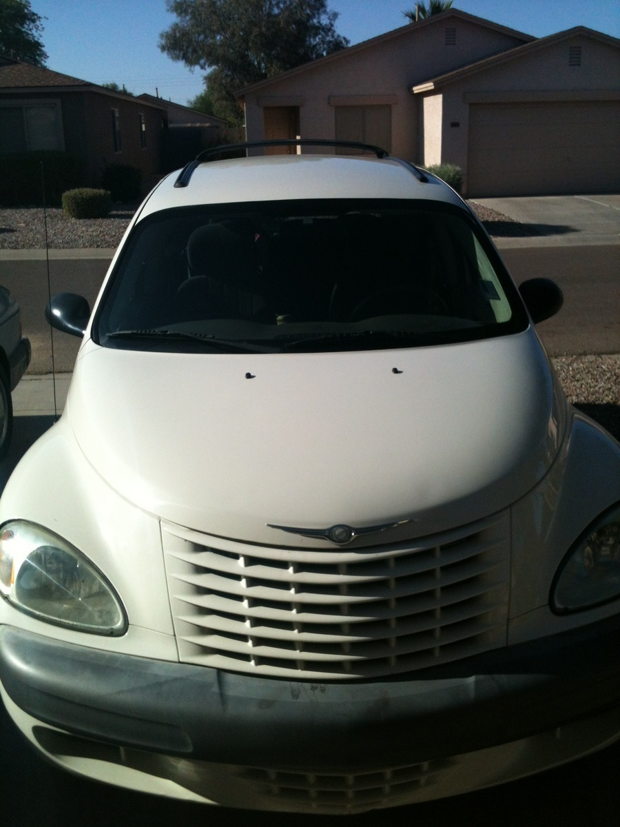 hight resolution of the fluids are good and belts are good and there is pressure to chrysler pt cruiser