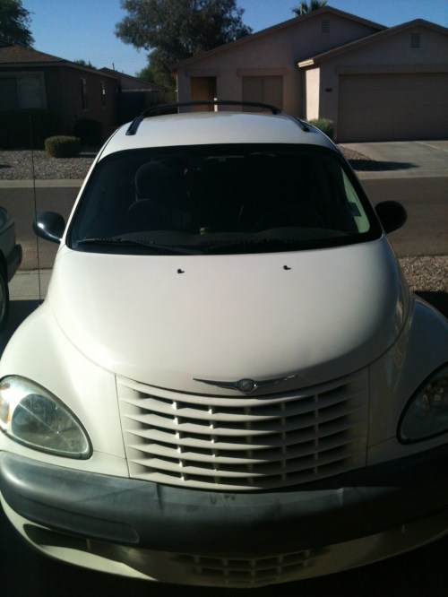 small resolution of the fluids are good and belts are good and there is pressure to chrysler pt cruiser