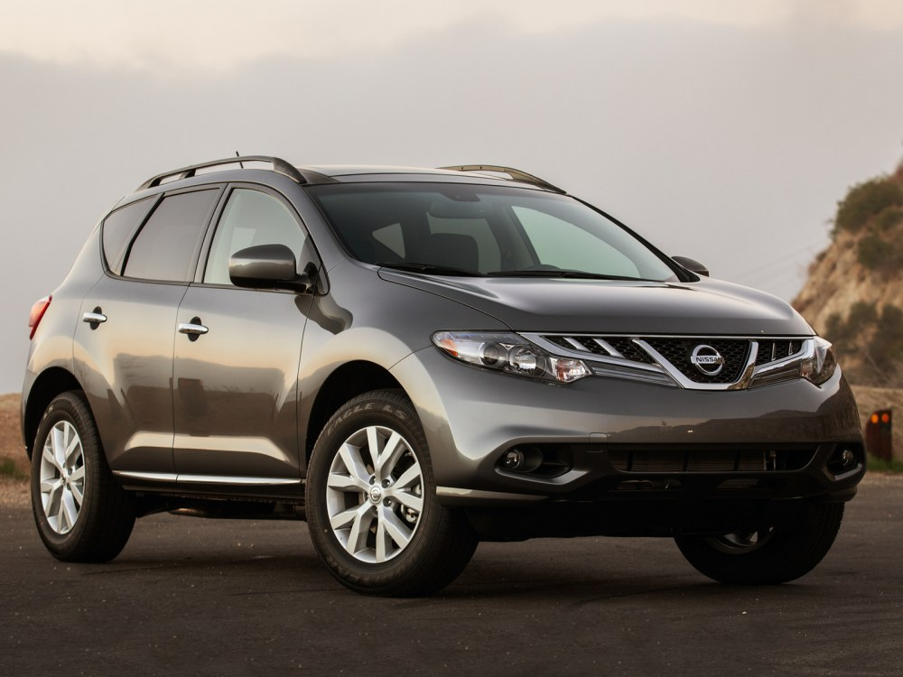 medium resolution of 2013 nissan murano review