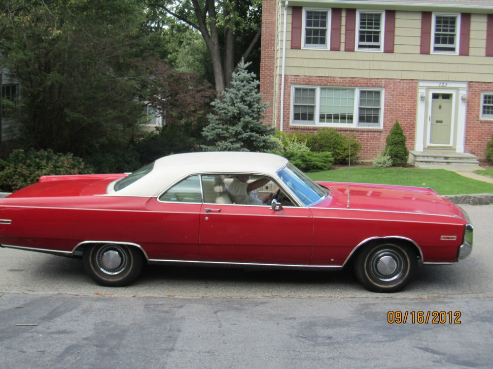 medium resolution of 1970 chrysler 300 the sporty model exterior gallery worthy