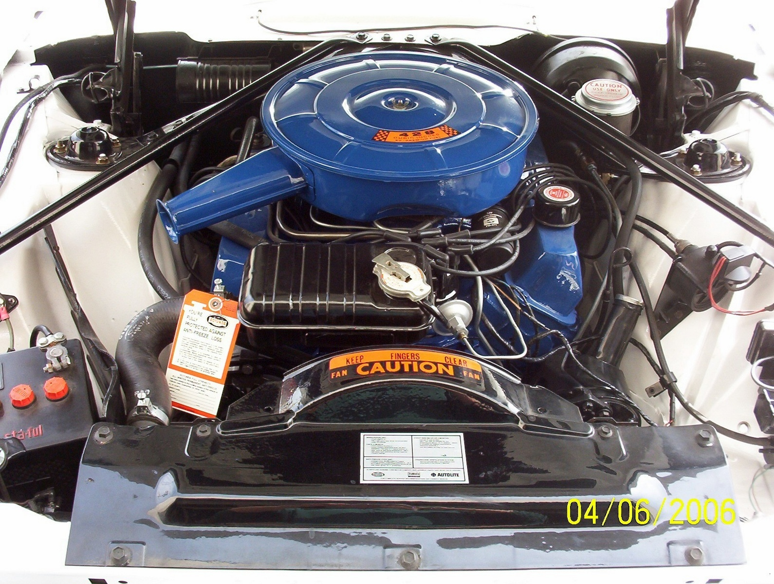 hight resolution of 1966 ford thunderbird convertible 428 c i 345 hp neck snapper