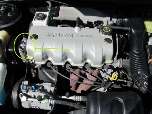 small resolution of saturn l series questions can i drill straight through and replace the motor mount bolts with a cargurus