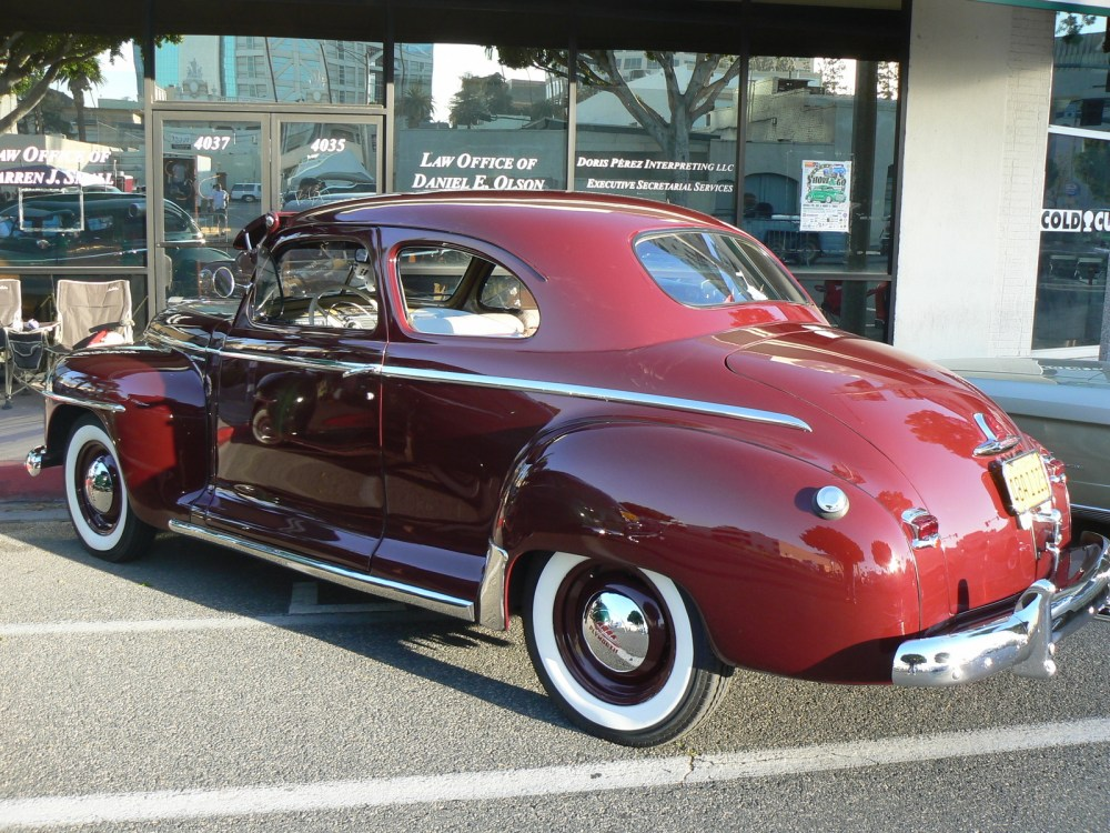 medium resolution of plymouth questions the brake lights on my 1947 plymouth special deluxe coupe have stopped cargurus
