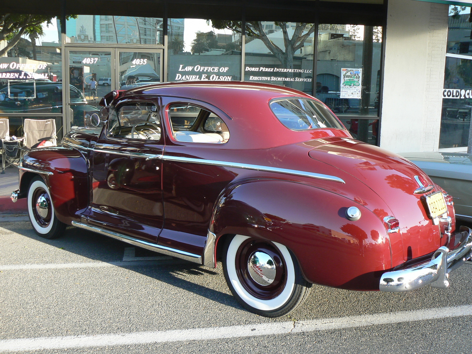 hight resolution of plymouth questions the brake lights on my 1947 plymouth special deluxe coupe have stopped cargurus