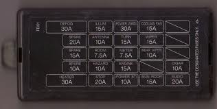 1991 mazda miata fuse box diagram led tail light bar wiring 91 rx7 schemamazda rx 7 online