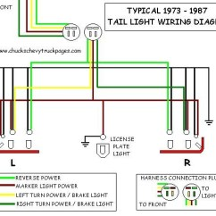 Toyota Innova Wiring Diagram 75 Kva Transformer Chevrolet C/k 3500 Questions - Repair Backup Lights In 1998 C3500 Cargurus