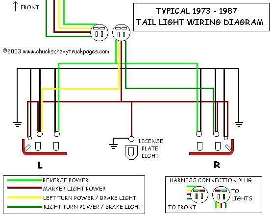 brake light wiring diagram 2001 duramax  1 4 speaker jack