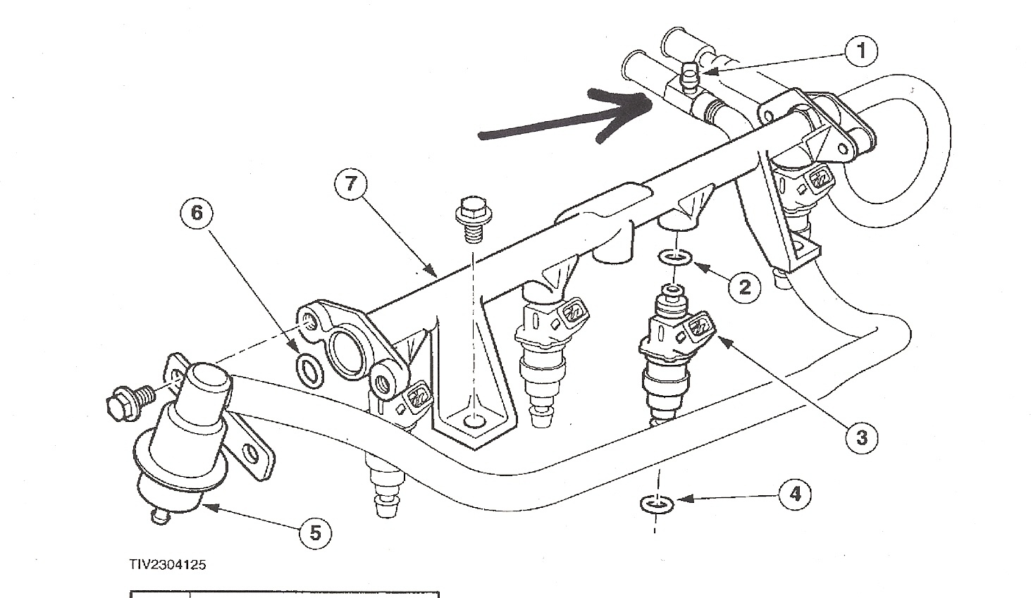 [WRG-4274] 1997 Ford Contour Fuse Box Diagram